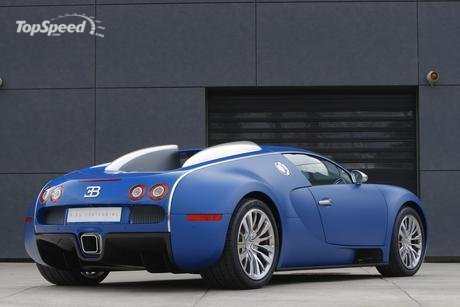 for all Bugatti Veyrons