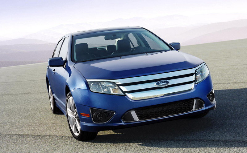 2010 Ford Fusion and Mercury Milan - pricing announced