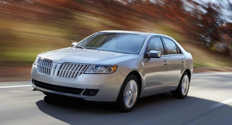 2010 Lincoln MKZ pricing announced