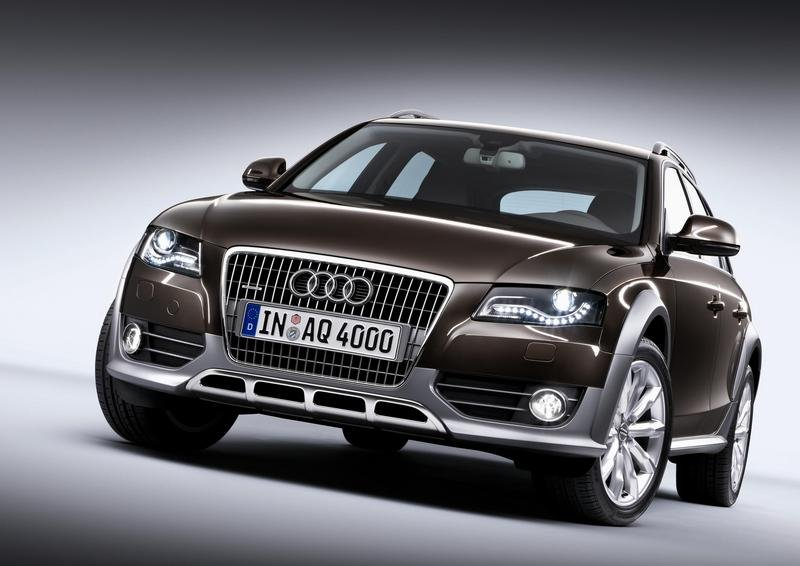 Audi A4 allroad quattro may be headed for the U.S.