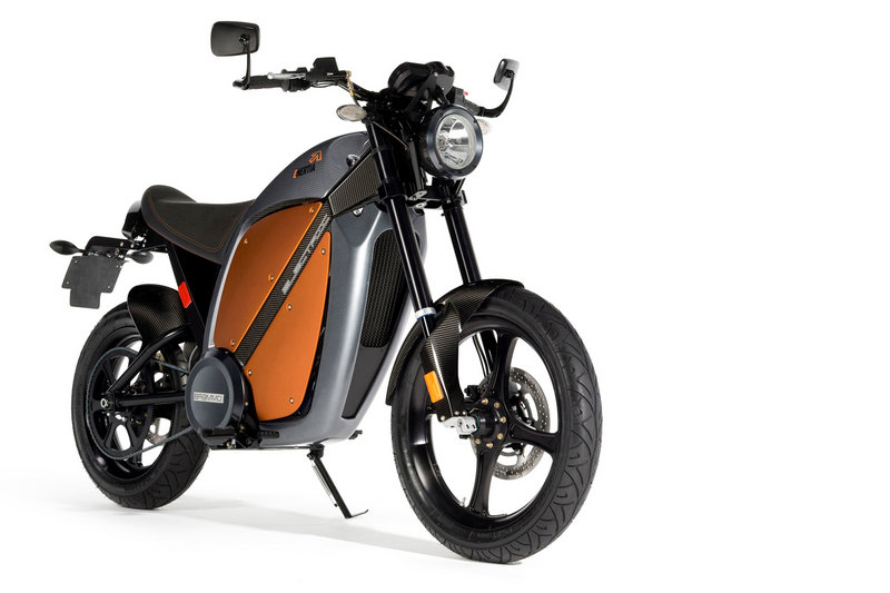 Brammo Enertia Electric Motorcycle to go on sale at Best Buy for $12K