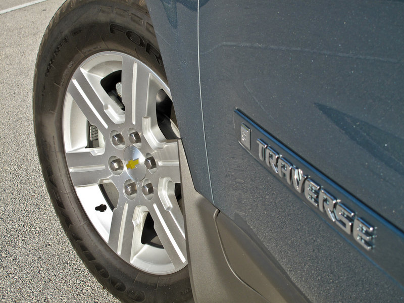 2009 Chevrolet Traverse - image 289427