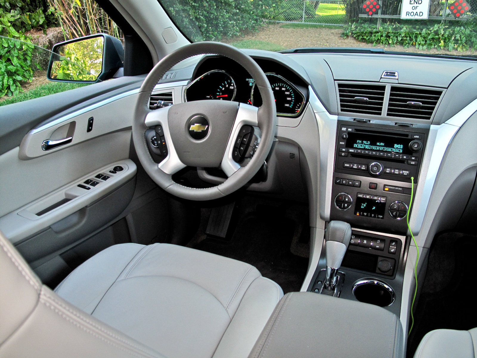 2009 Chevrolet Traverse Picture 289442 Car Review Top Speed