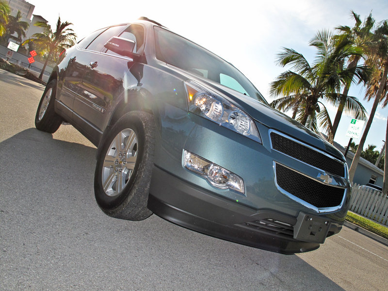 2009 Chevrolet Traverse - image 289415