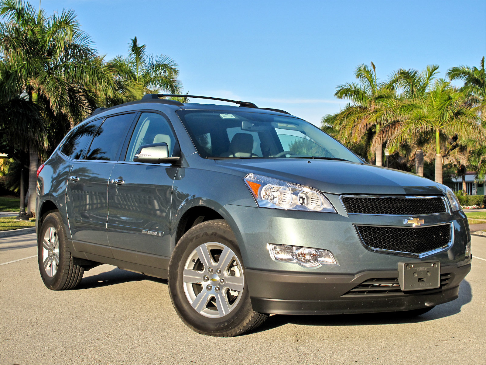 2009 chevrolet traverse review top speed. Black Bedroom Furniture Sets. Home Design Ideas