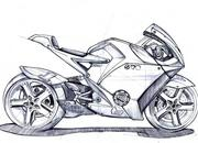 EV-0 RR - TTXGP Zero Carbon Fuel Grand Prix Motorcycle - image 289773