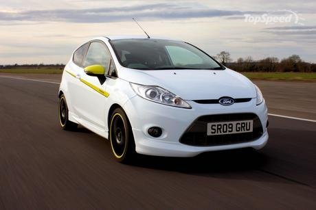 ford fiesta zetec-s mountune. Ford intends to bring the it's new little