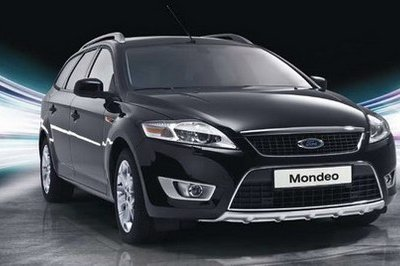 2009 Ford Mondeo Sport Limited Edition