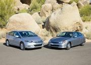 Honda Insight priced for hard working Americans - image 290155