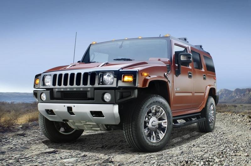 2009 Hummer H2 Black Chrome Limited Edition