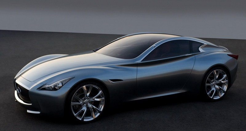 Infiniti advancing with Direct Injection