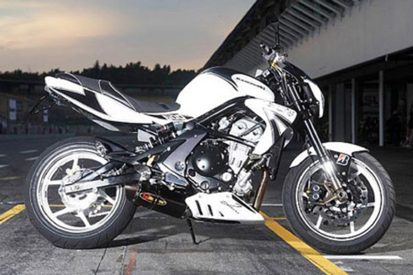 kawasaki er6 rr by hoely news top speed. Black Bedroom Furniture Sets. Home Design Ideas