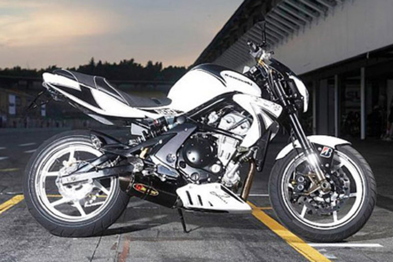 Kawasaki Er6 Rr By Hoely Picture Top Speed