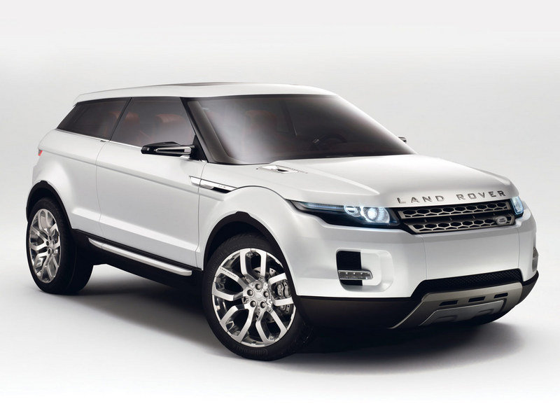 LRX production version to get four doors and badged Range Rover