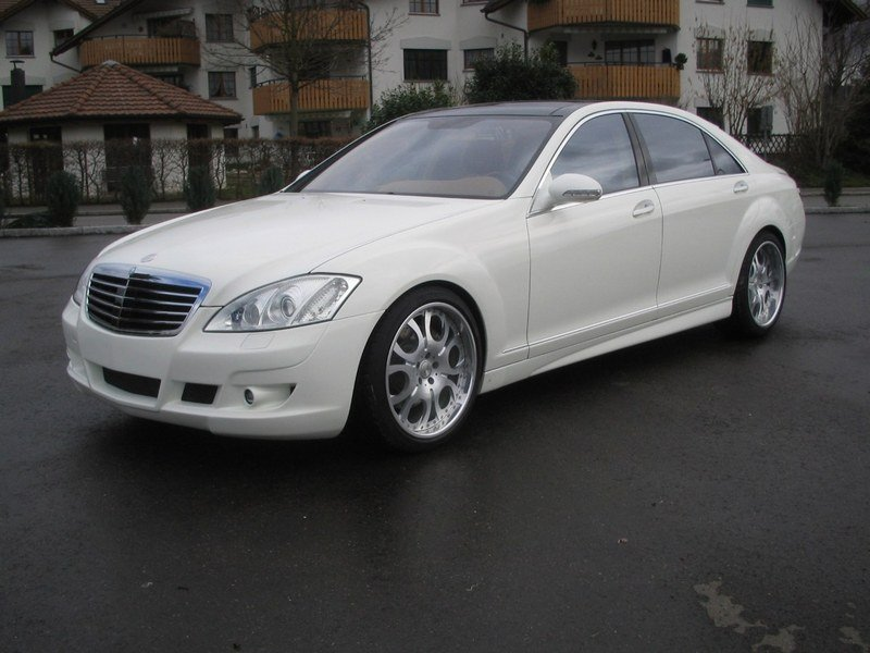 Mercedes-Benz S-Class by Fab Design - image 290720