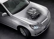 Mercedes E-Class BlueEFFICIENCY