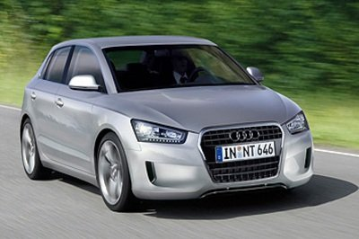 New Audi A2 confirmed