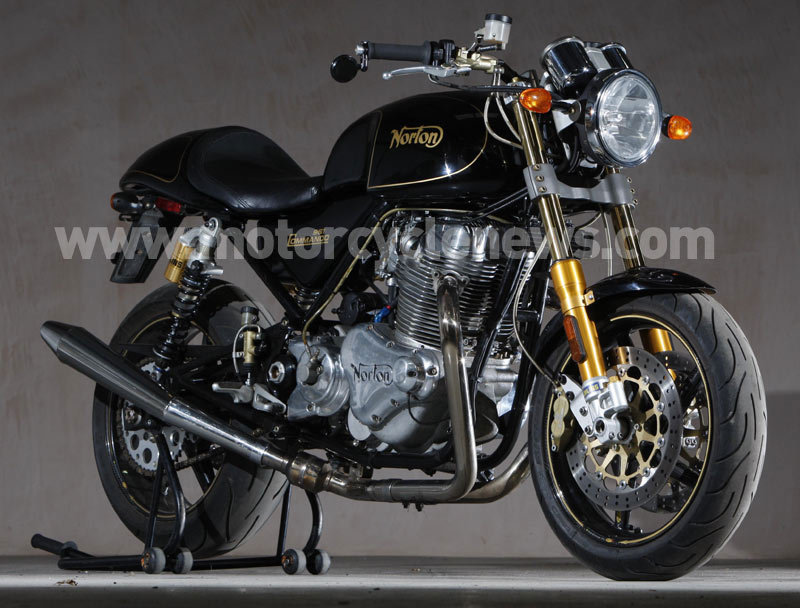Norton Commando 961 is back. Any others sitting in line?