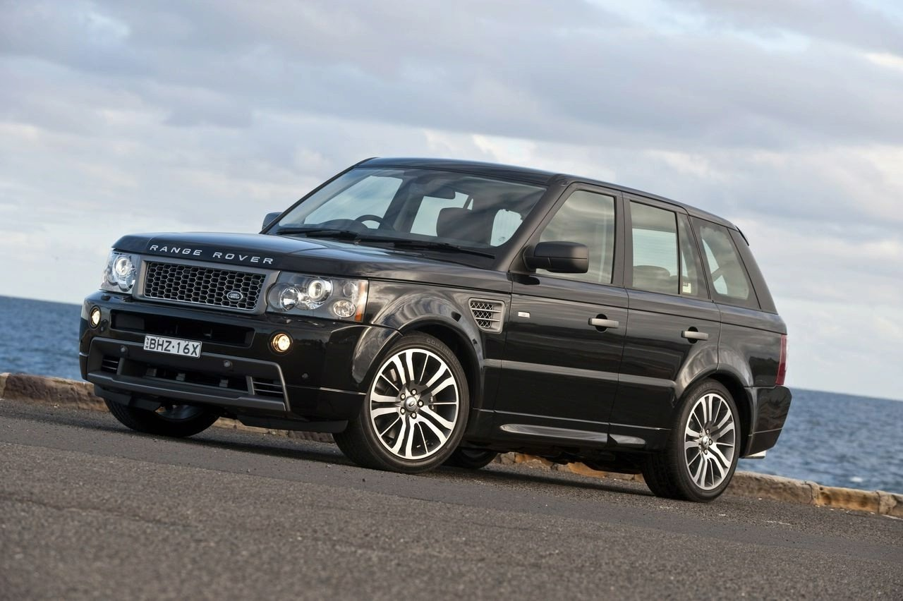 2009 range rover sport stormer picture 291316 car review top speed. Black Bedroom Furniture Sets. Home Design Ideas