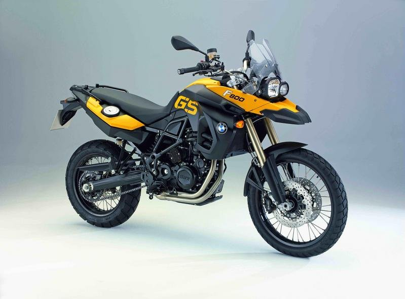 Recall issued for 2008 BMW F800 GS