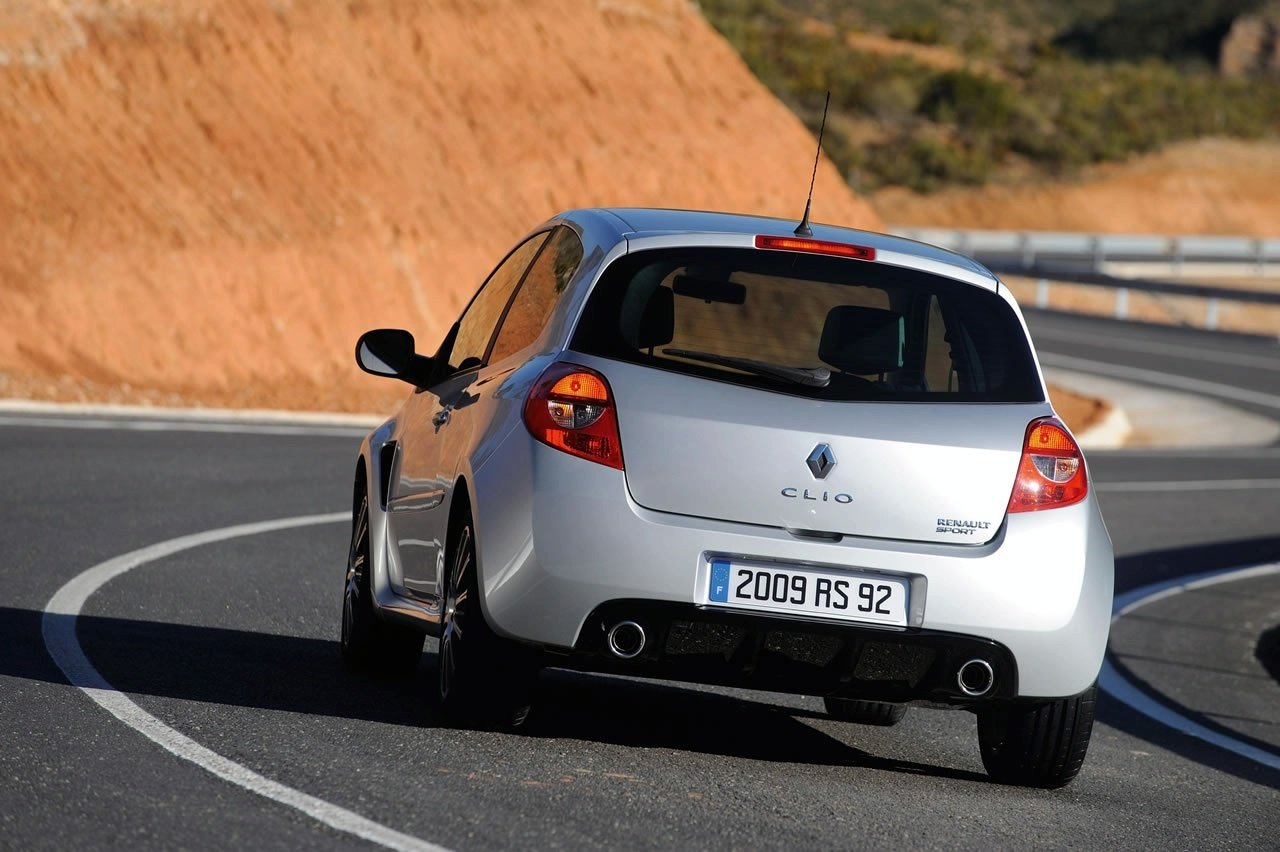 Speed dating clio 4 rs