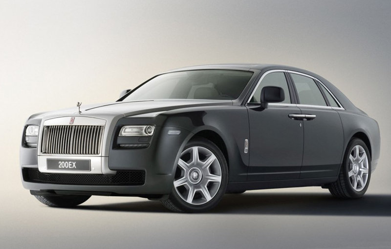 Rolls Royce RR4 will be offered in three body versions