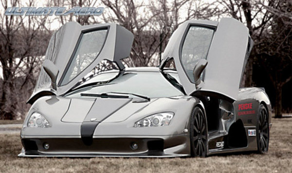 Auto For Sale Ebay: SSC Ultimate Aero For Sale On EBay