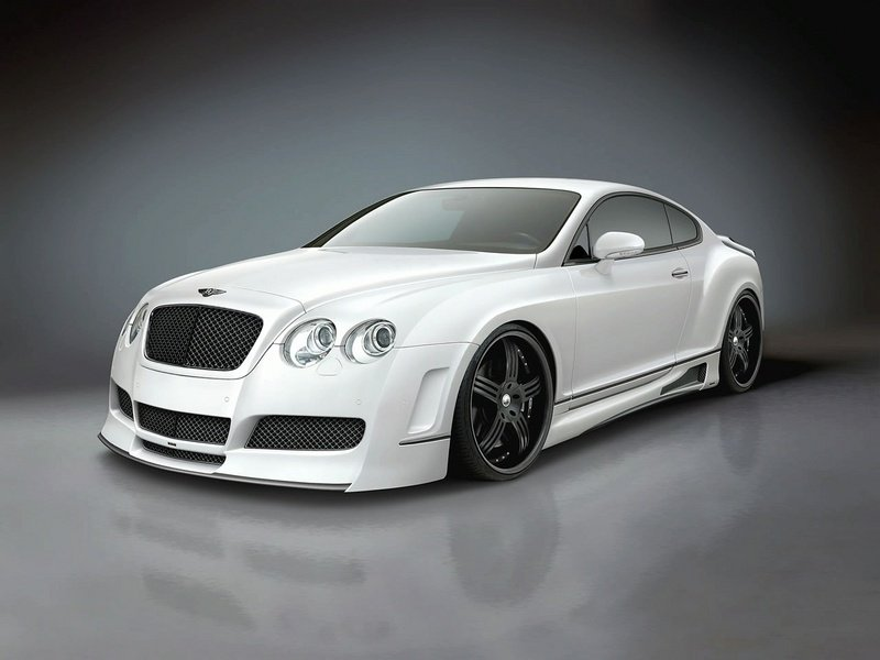 Bentley Continental by Premier4509