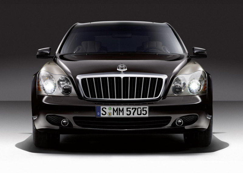 Video: Luxury in the new Maybach Zeppelin