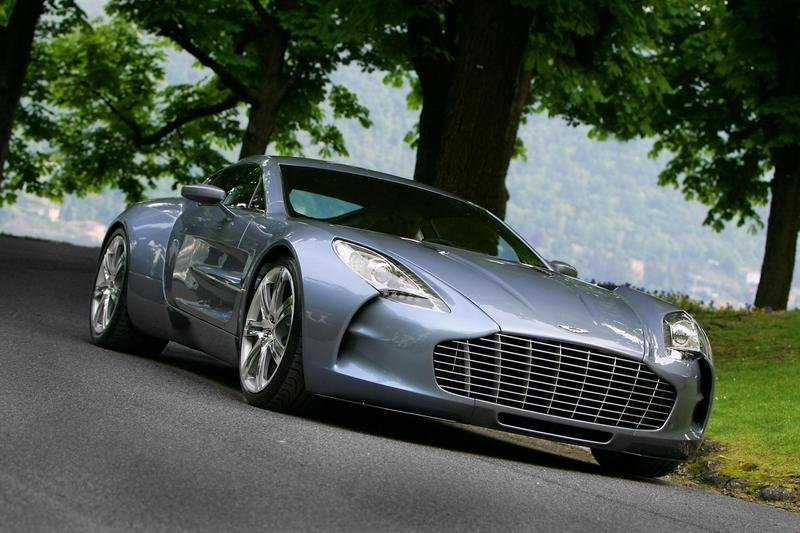2012 Aston Martin One-77 High Resolution Exterior Wallpaper quality - image 398287