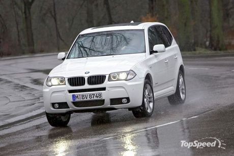 BMW added today a new entry level to the X3 lineup for it's European