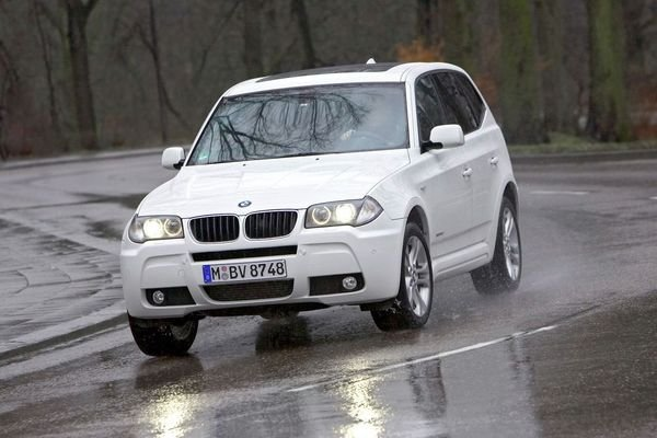 2009 bmw x3 xdrive 18d car review top speed. Black Bedroom Furniture Sets. Home Design Ideas