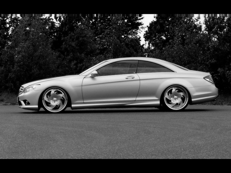 2009 Mercedes-Benz CL 45 by Wheelsandmore