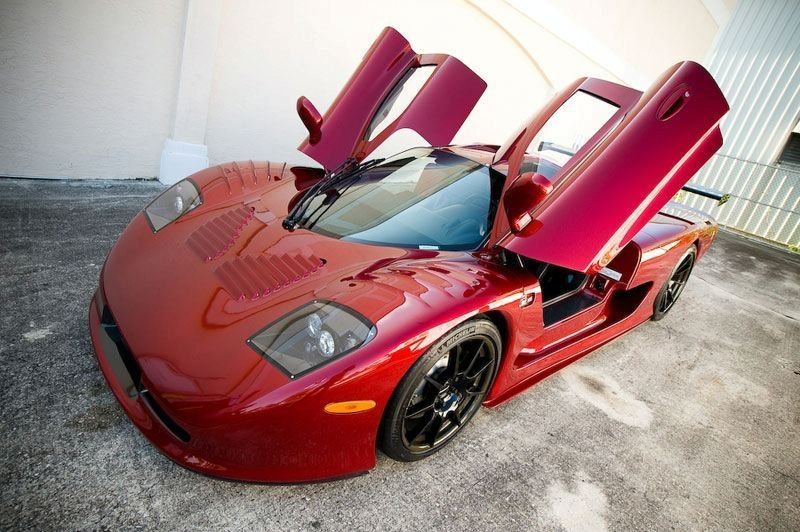 2009 Mosler MT900 GTR XX officially on sale (Europe only)