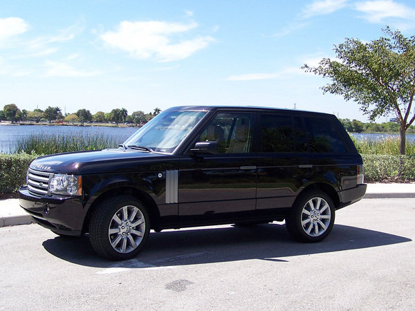 2009 range rover hse car review top speed. Black Bedroom Furniture Sets. Home Design Ideas