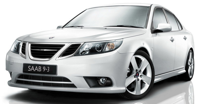 2009 Saab 9-3 Turbo Edition