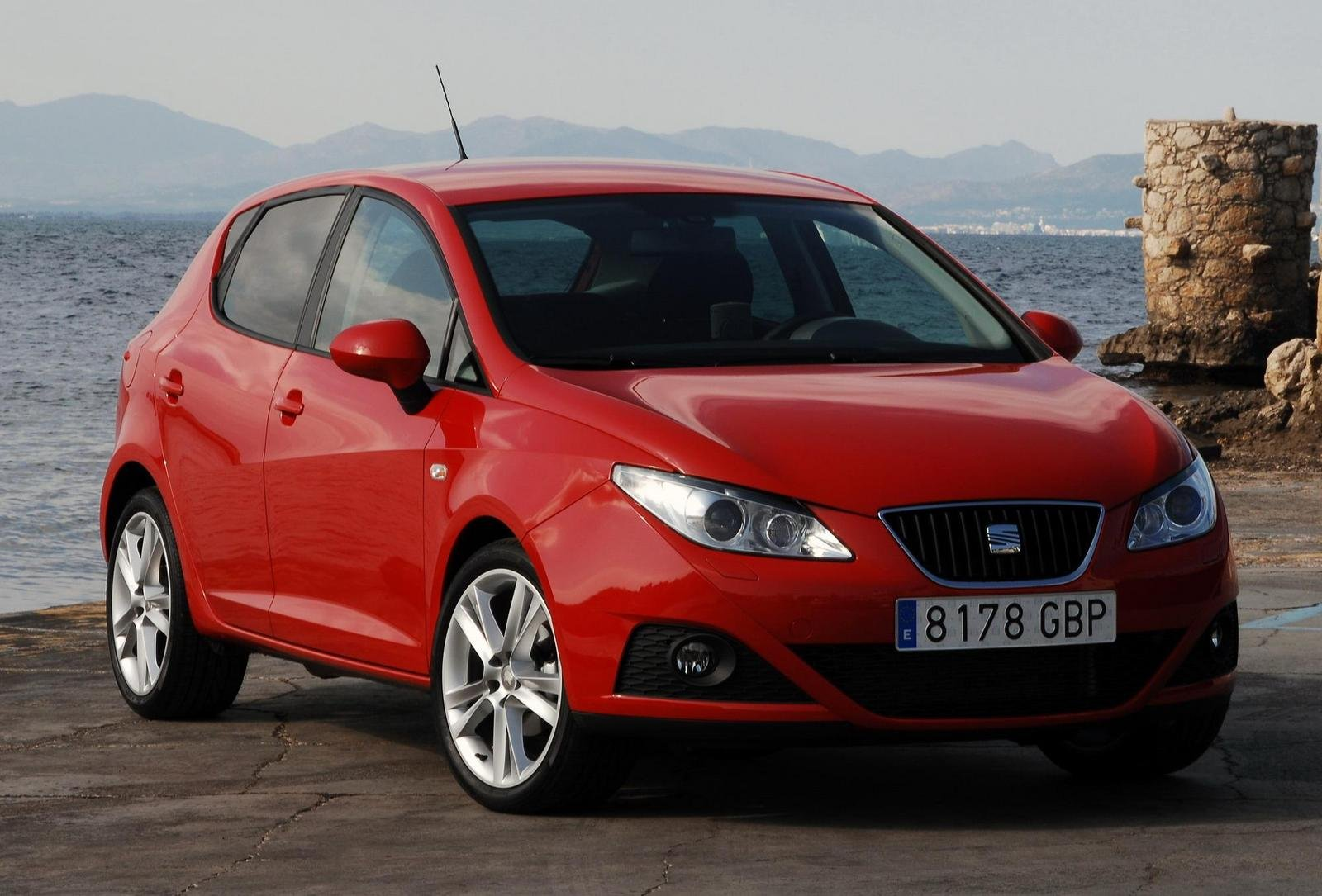 2009 seat ibiza 1 6 tdi cr review top speed. Black Bedroom Furniture Sets. Home Design Ideas