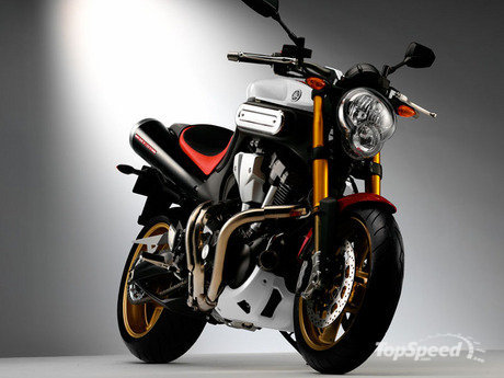 Yamaha MT-01 Best Picture Gallery Design