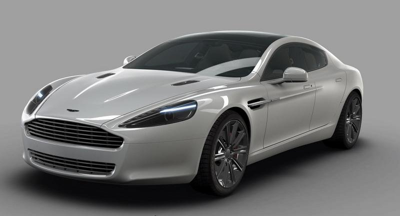 New Aston Martin Rapide to be Unveiled at the 11th Annual Gala Preview of the New York Auto Show
