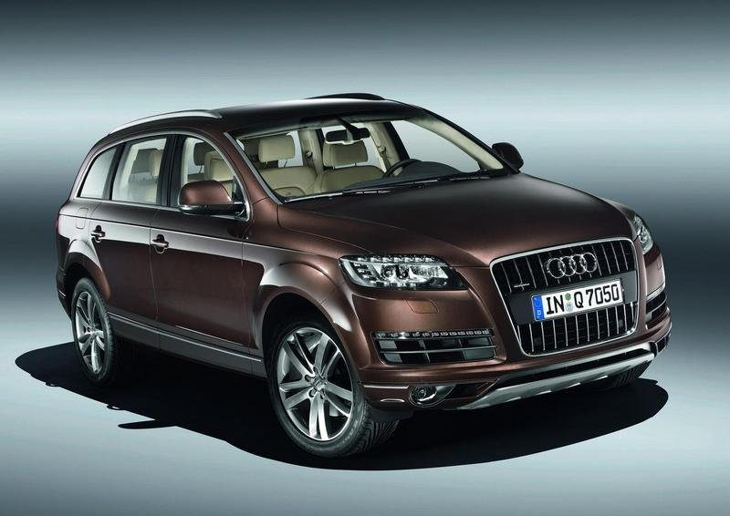 2010 Audi Q7 Wallpapers Modification Car Car Modification