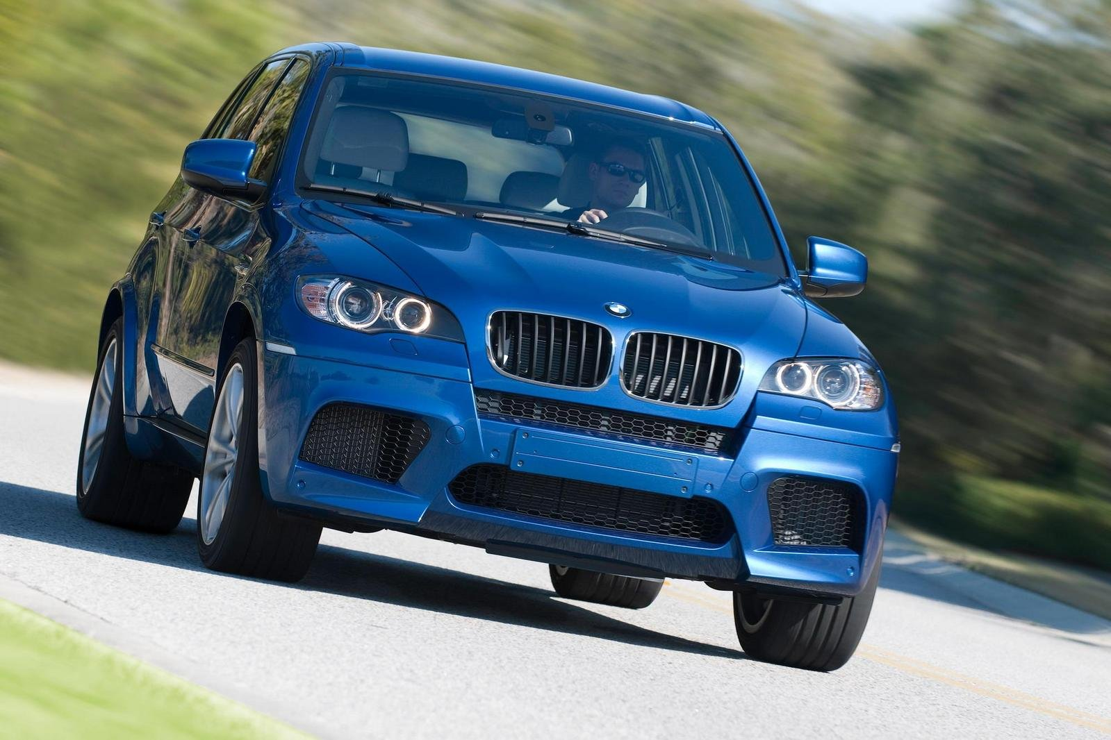 2010 Bmw X5 M Review Top Speed
