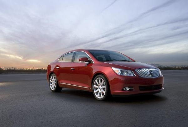 2010 buick lacrosse pricing announced picture