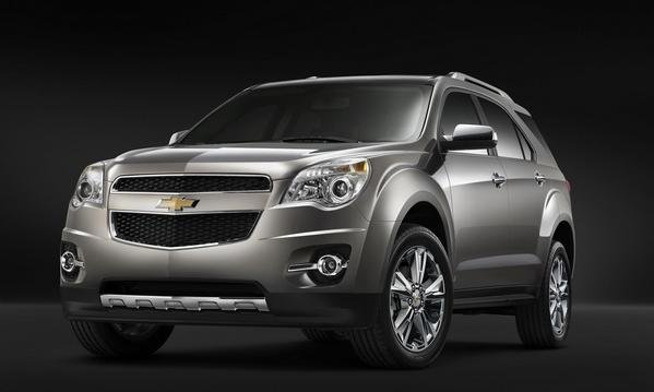 2010 chevrolet equinox pricing announced picture