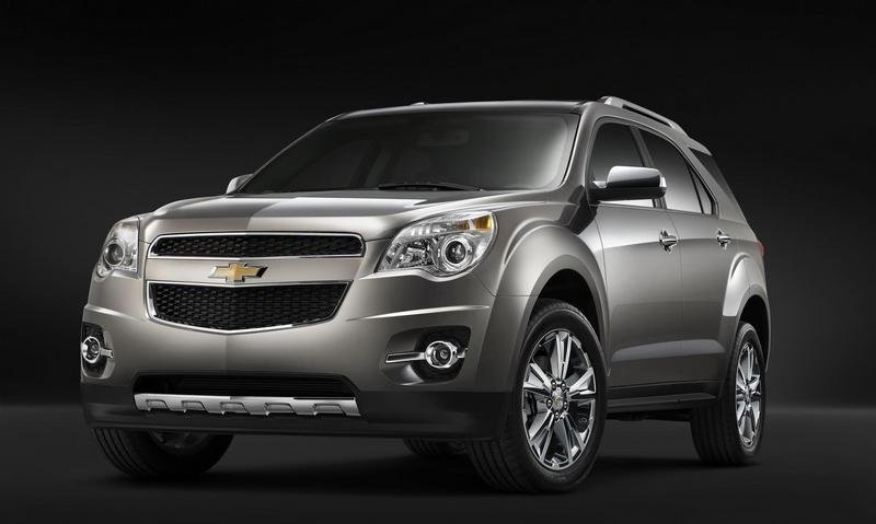 2010 Chevrolet Equinox pricing announced