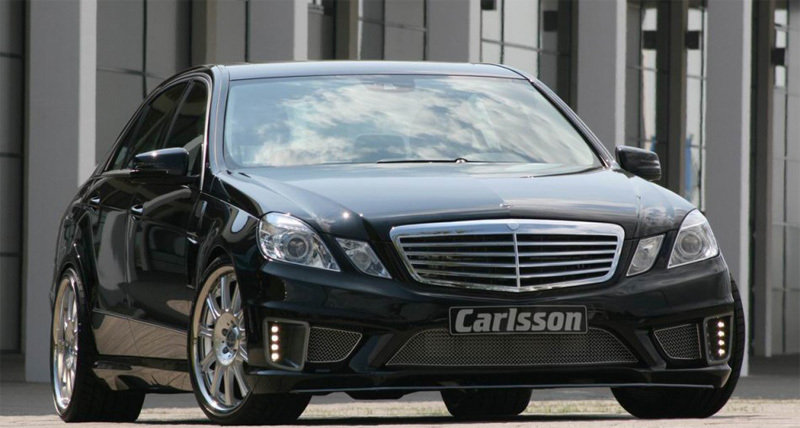 2010 Mercedes-Benz E-Class by Carlsson
