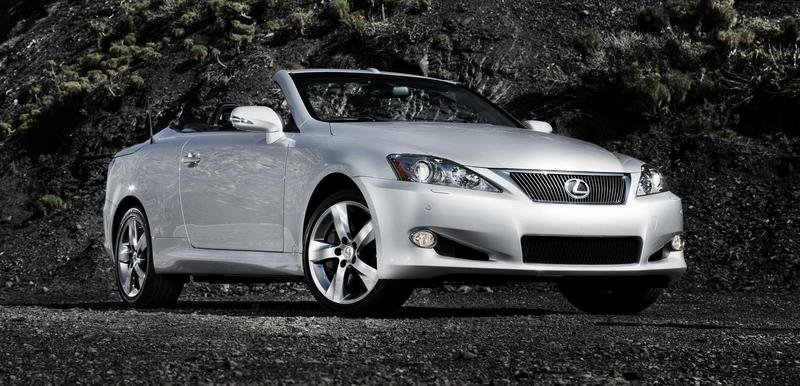 2010 RX 450h and IS Convertible prices announced
