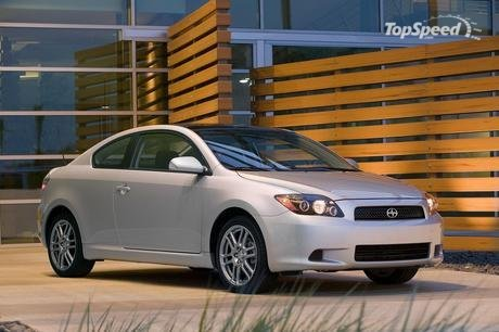 scion tc 2010. scion tc sports coupe picture