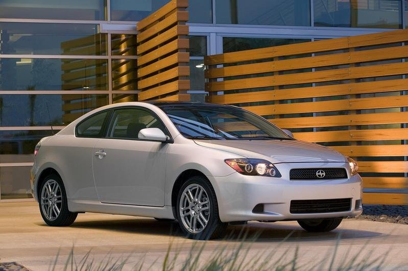 2010 Scion tC Sports Coupe