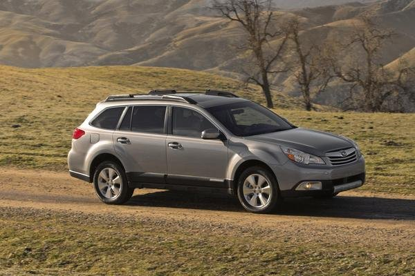 2010 subaru outback pricing announced picture
