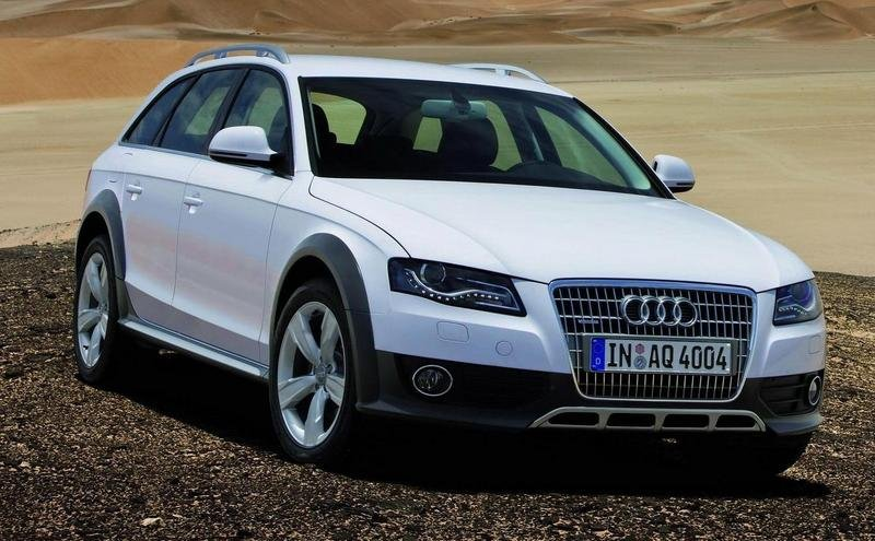 Audi A4 allroad coming to the U.S.